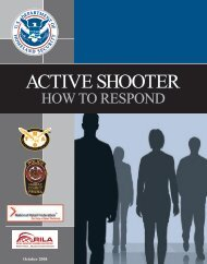 Active Shooter: How To Respond - Gloucester County College
