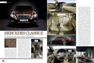 Mercedes classe e - fleming press