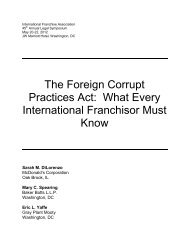 Foreign Corrupt Practices Act And Uk Bribery Act In