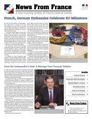 January, 2013 - Embassy of France
