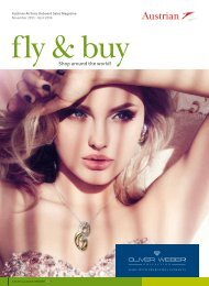 fly & buy November 2013 - April 2014