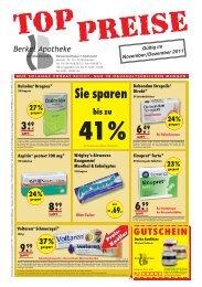 Knüller Preis - Basberg-Apotheke