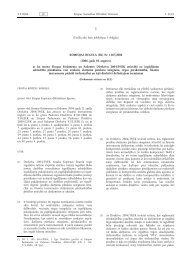 KOMISIJAS REGULA (EK) Nr. 1287/2006 - EUR-Lex
