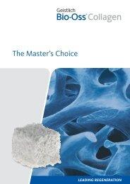 The Master's Choice - Artis Bio Tech