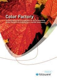 Color Factory - FotoWare