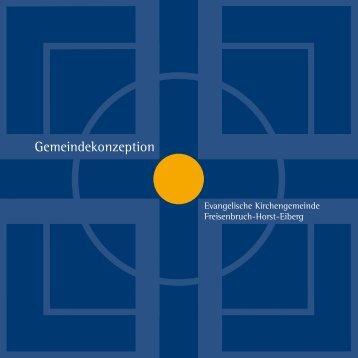 Gemeindekonzeption - Evangelische Kirchengemeinde ...