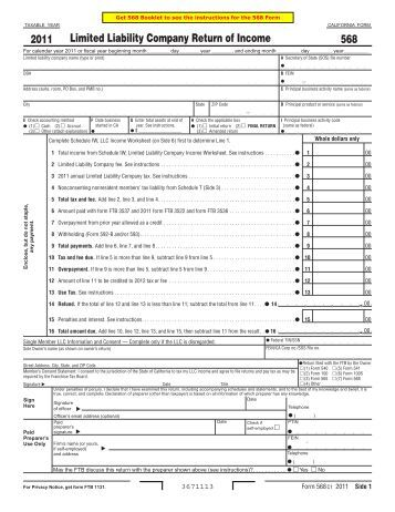 California Form 3588 2016