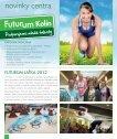 Otevřít magazín - OC Futurum Kolín - Page 2