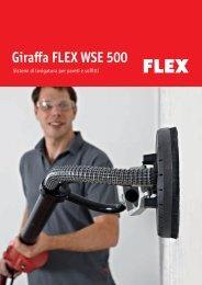 Giraffa FLEX WSE 500
