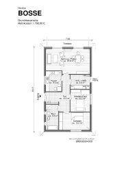Haustyp Bosse - Grundrisse und Varianten