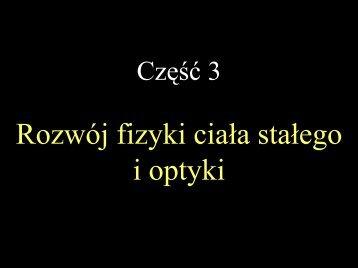 Fizyka XX wieku cz.3