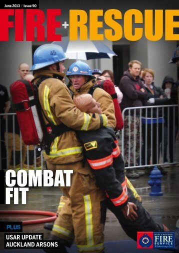 View the full Magazine here - New Zealand Fire Service