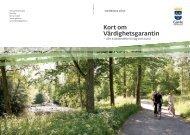 Kort om värdighetsgarantin - Gävle kommun
