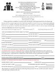 Credit Cents Registration Form (pdf) - Family Services, Inc. - Page 2