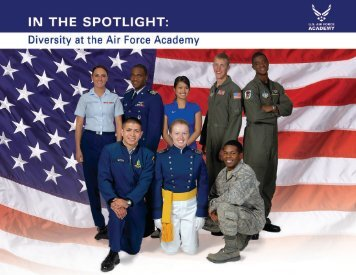 Diversity at the Air Force Academy