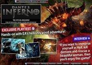 Dante's Inferno Supplement - GamerZines