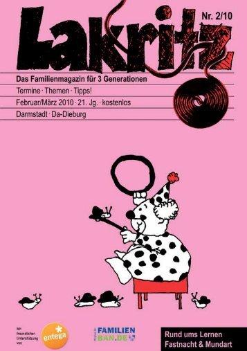 www.lakritz- magazin.de