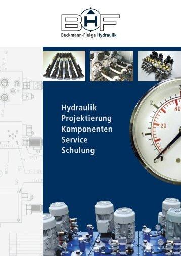 Beckmann-Fleige Hydraulik Gmbh & Co KG