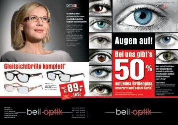 Augen auf! - Beil Optik