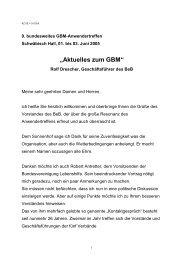 PDF-Datei, 30 kb - GBM