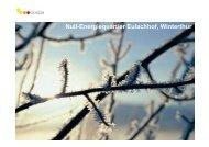 Die Solarstadt - Gasser Baumaterialien AG