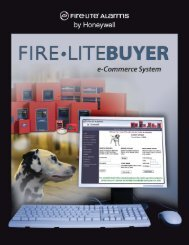 FL-Buyer_09:Layout 1.qxd - Fire-Lite Alarms