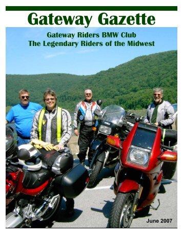 June 07 - Gateway Riders Index