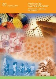 Vacunas de nueva generación - Facultad de Ciencias Veterinarias