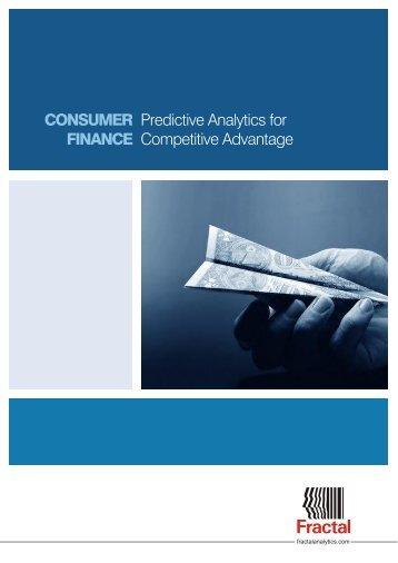 Consumer Finance - Fractal Analytics