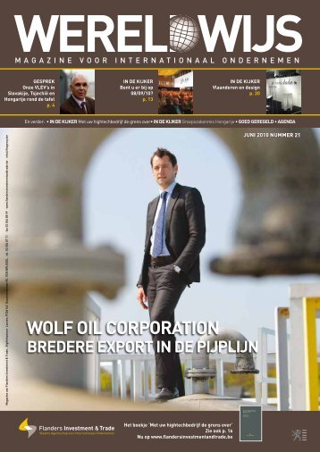 WOLF OIL CORPORATION - Flanders Investment & Trade