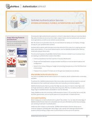 Authentication SERVICE - ADN