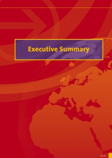 Enterprise Strategy Group Report - Executive Summary