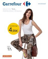4,99€ - Carrefour