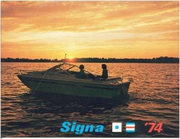 1974 Signa Brochure.pdf - Formula Boats