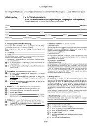 Arbeitsvertrag für Vollzeit- und Teilzeitbeschäftigte ... - GastroSuisse