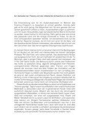 Erfahrungsbericht aus dem Wintersemester 2012/13 (Diplomstudent)