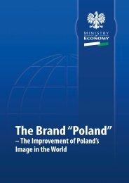 """The Brand """"Poland"""" - Forum Ekonomiczne"""
