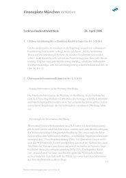 Verbraucherkreditrichtlinie 28. April 2006