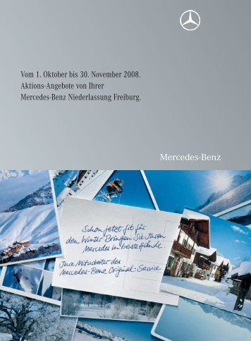 Vom 1. Oktober bis 30. November 2008. Aktions-Angebote von Ihrer ...