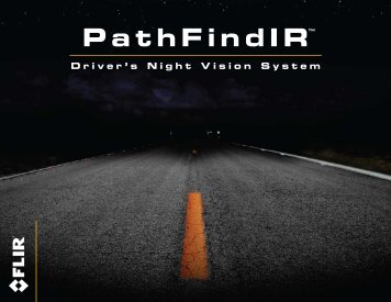 PathFindIR - Flir Systems