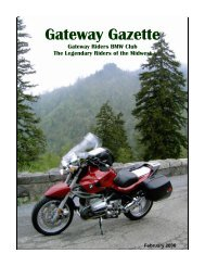 Publication feb 06 - Gateway Riders Index