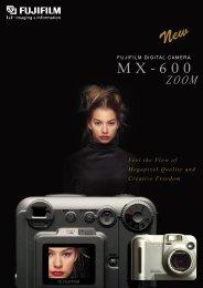 MX-600 Zoom Brochure
