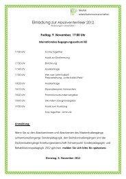 Fakultät Rehabilitationswissenschaften - TU Dortmund