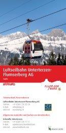 Tarife LUFAG Winter 2011/12 (PDF) - Flumserberg