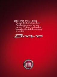 Bravo - Garage Gebrüder Vitacca