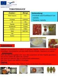 Tomatensaucen