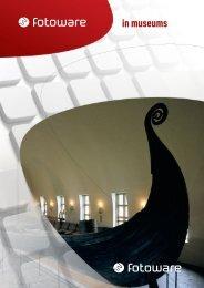 Download the brochure: FotoWare in Museum