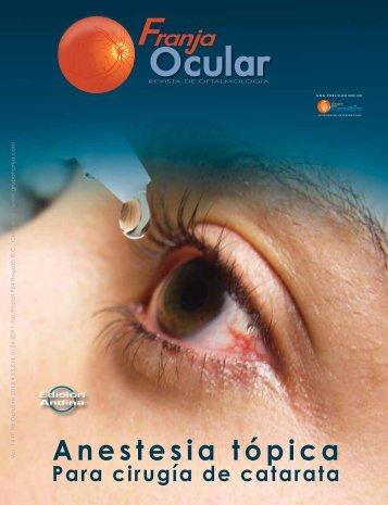 Franja Ocular 86