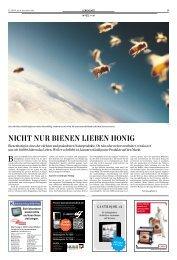Nicht Nur BieNeN lieBeN hoNig - Hotellerie et Gastronomie Verlag