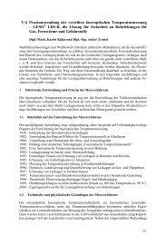 V/4 Praxisanwendung der verteilten faseroptischen ... - FITR